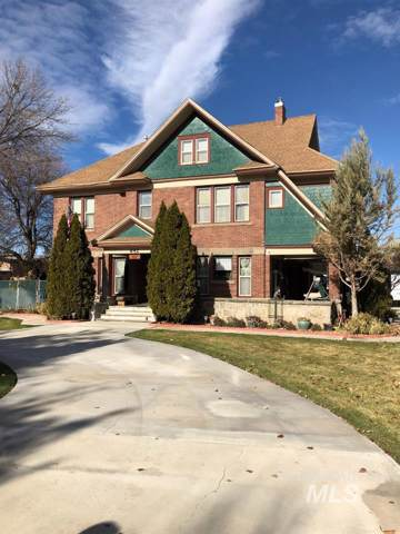 642 Pioneer, Weiser, ID 83672 (MLS #98751697) :: Boise River Realty