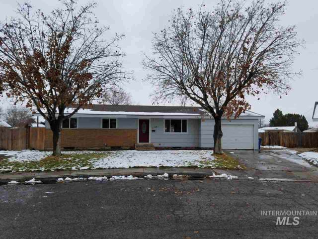 1120 Maple Dr, Mountain Home, ID 83647 (MLS #98751711) :: Navigate Real Estate