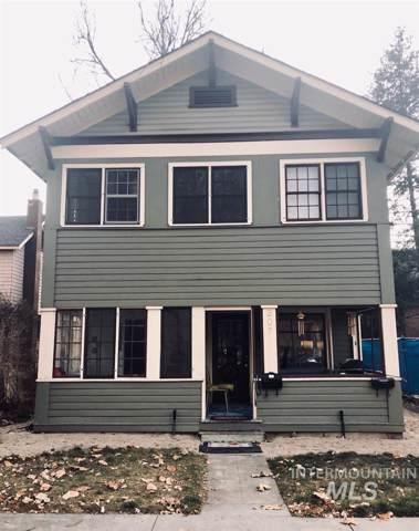 307 E Bannock St, Boise, ID 83712 (MLS #98751723) :: Silvercreek Realty Group