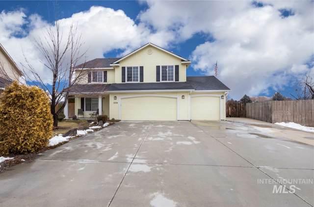 3378 N Weston Ave, Meridian, ID 83646 (MLS #98751746) :: Boise River Realty