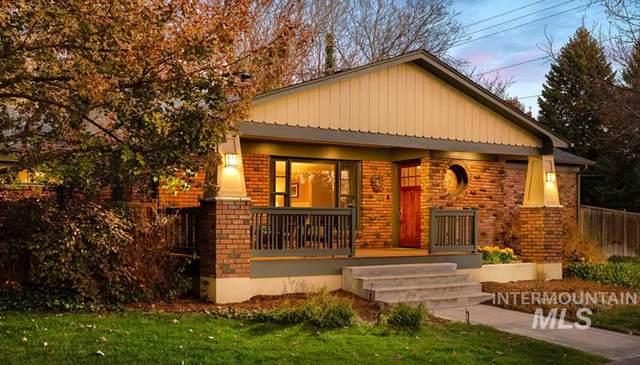 1800 N 17th Street, Boise, ID 83702 (MLS #98751761) :: Silvercreek Realty Group