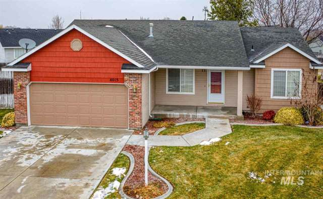 4015 Stonegate Place, Caldwell, ID 83605 (MLS #98751823) :: Juniper Realty Group