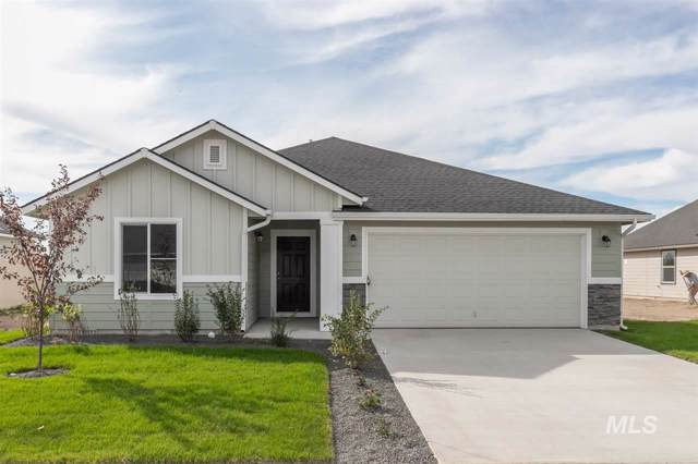 1642 N Pewter, Kuna, ID 83634 (MLS #98751840) :: Team One Group Real Estate