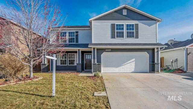 4420 N Longabaugh, Meridian, ID 83646 (MLS #98751857) :: Jon Gosche Real Estate, LLC