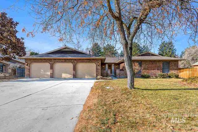 1161 S Kingfisher Way, Boise, ID 83709 (MLS #98751919) :: Epic Realty