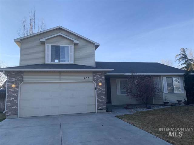 633 Spruce Creek, Nampa, ID 83686 (MLS #98751951) :: Beasley Realty