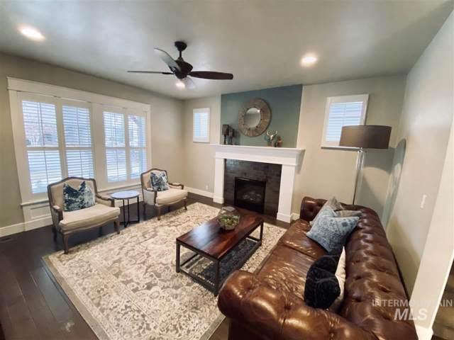 2848 S Honeycomb Way, Boise, ID 83716 (MLS #98751962) :: Jon Gosche Real Estate, LLC