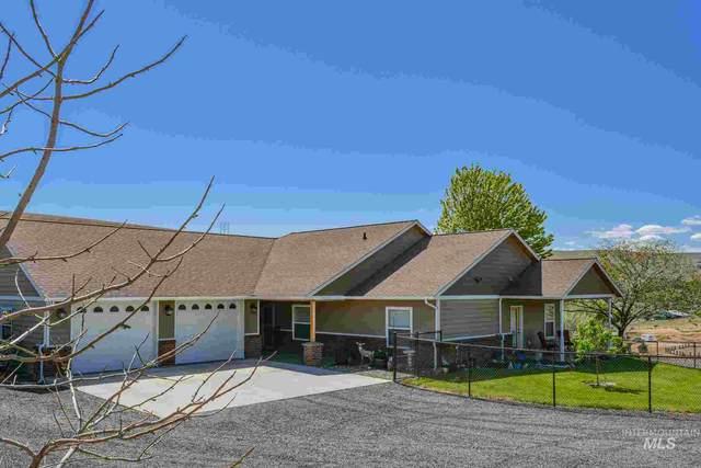 121 Sagebrush Lane, Lewiston, ID 83501 (MLS #98751963) :: New View Team