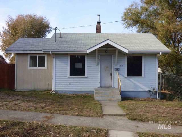1414 14th Street, Lewiston, ID 83501 (MLS #98751972) :: New View Team