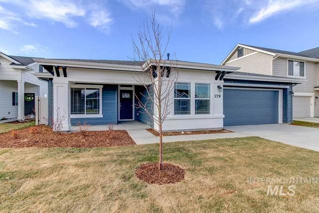 379 N Morley Green Way, Eagle, ID 83616 (MLS #98751975) :: Boise Valley Real Estate
