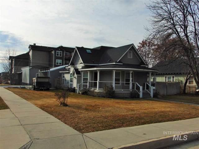 822 Everett St, Caldwell, ID 83605 (MLS #98751989) :: Minegar Gamble Premier Real Estate Services