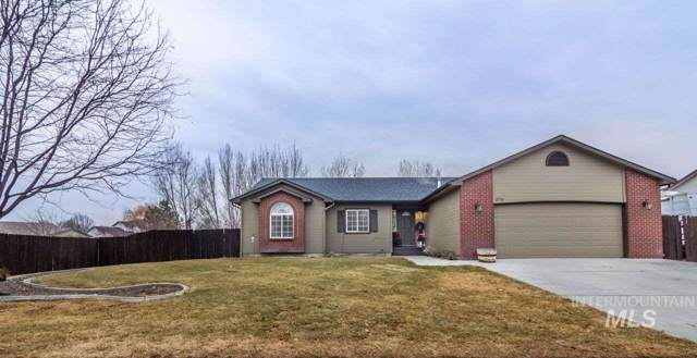 3716 Park Ridge, Nampa, ID 83686 (MLS #98752008) :: Beasley Realty