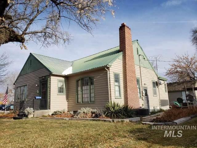 118 N 5th Street, Nyssa, OR 97913 (MLS #98752018) :: Boise River Realty