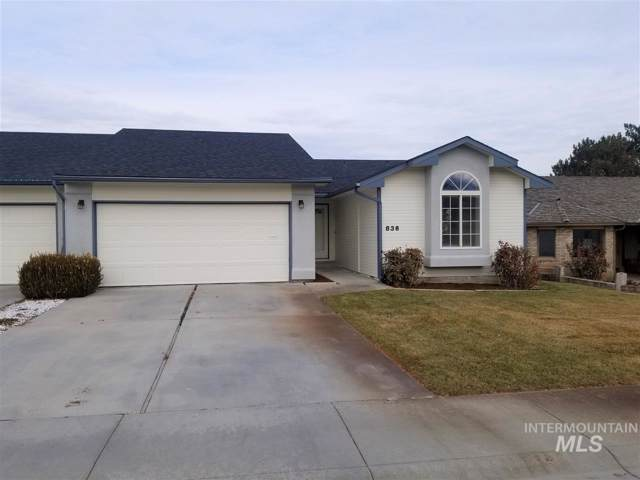 836 W Horizon Way, Nampa, ID 83686 (MLS #98752025) :: Beasley Realty