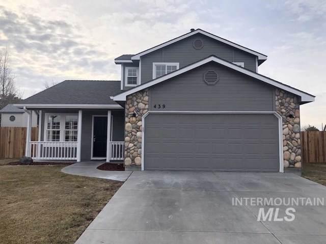 439 Arrowhead, Nampa, ID 83642 (MLS #98752040) :: Jon Gosche Real Estate, LLC