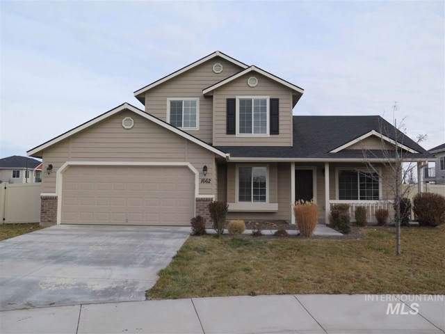 1662 N Blush Ave, Kuna, ID 83634 (MLS #98752047) :: Boise River Realty