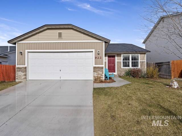 922 E Folgado Ct., Kuna, ID 83634 (MLS #98752053) :: Boise Valley Real Estate