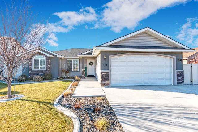 424 Noble St., Twin Falls, ID 83301 (MLS #98752070) :: Jeremy Orton Real Estate Group