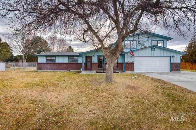 1309 W Hudson, Nampa, ID 83651 (MLS #98752109) :: Boise Valley Real Estate