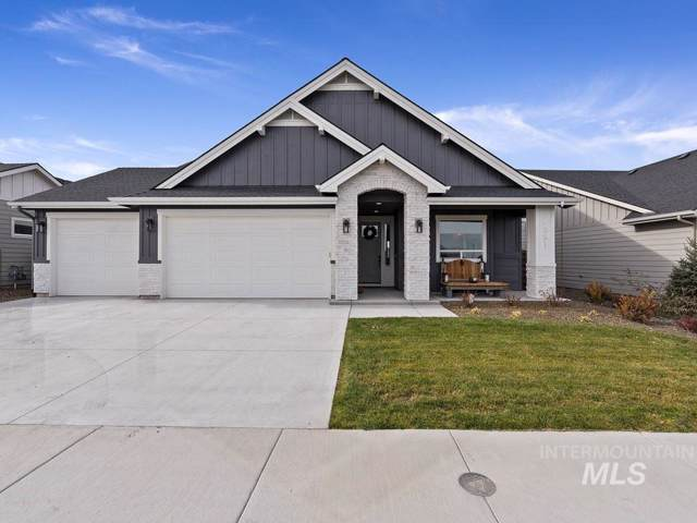 6881 N Callery Pear Ave, Meridian, ID 83646 (MLS #98752171) :: Navigate Real Estate