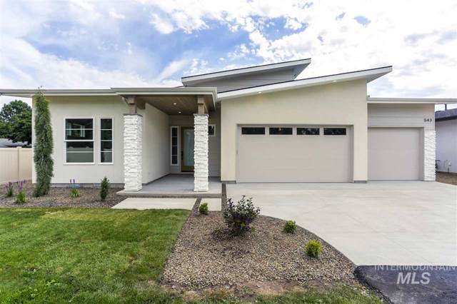 543 W Carnelian Ln., Eagle, ID 83616 (MLS #98752180) :: Epic Realty