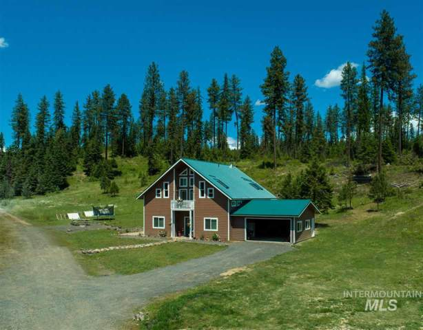 1378 Old Avon Rd, Deary, ID 83823 (MLS #98752208) :: New View Team