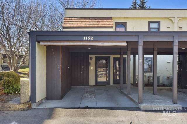 1152 N Camelot Unit H Bldg 4, Boise, ID 83704 (MLS #98752223) :: Idaho Real Estate Pros