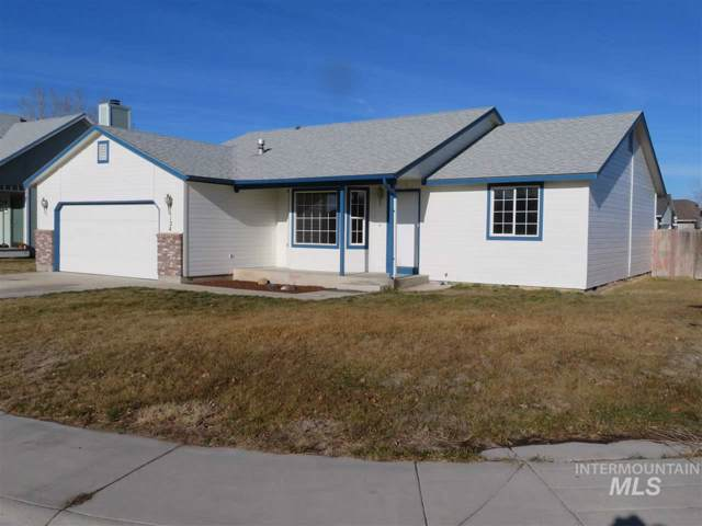 1124 W Hawaii Ave, Nampa, ID 83686 (MLS #98752245) :: Boise River Realty