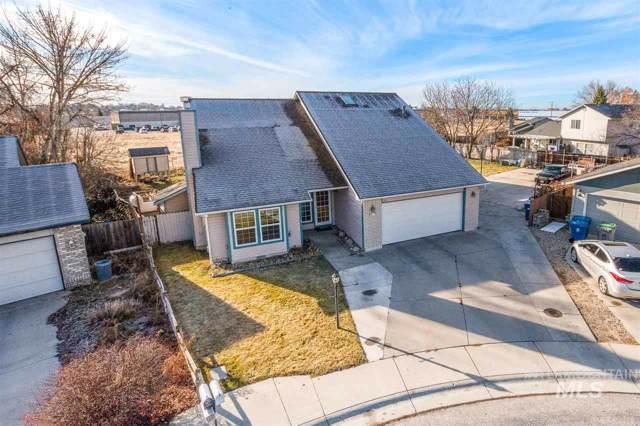 811 N Aster Ave, Boise, ID 83704 (MLS #98752269) :: Full Sail Real Estate