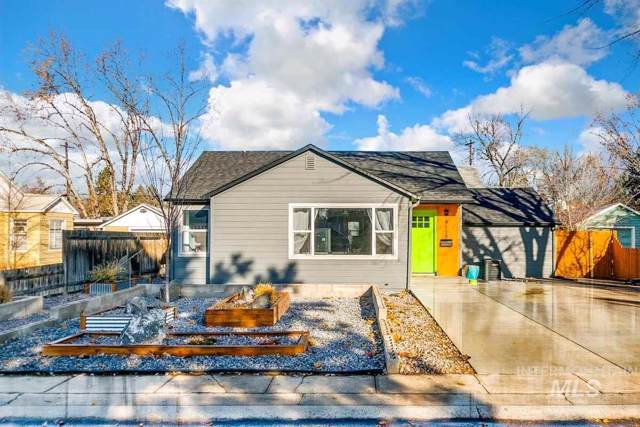 4618 Corporal Street, Boise, ID 83706 (MLS #98752273) :: Givens Group Real Estate
