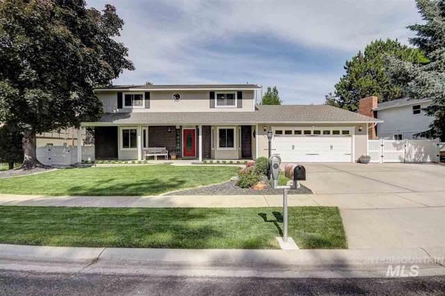 1201 N Pebble Beach Way, Eagle, ID 83616 (MLS #98752276) :: Jon Gosche Real Estate, LLC