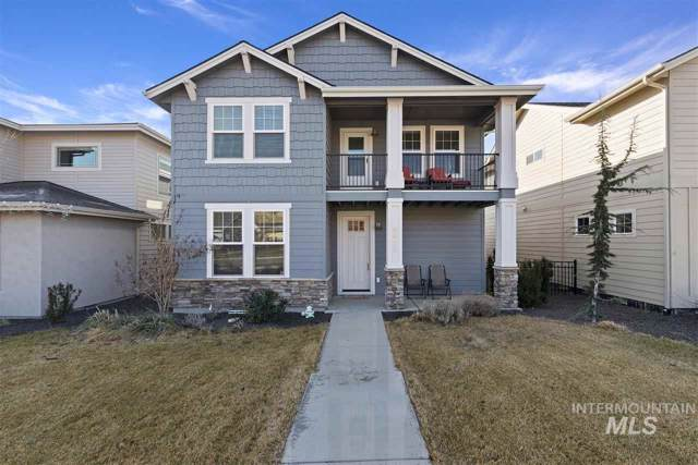 4495 E Timbersaw Dr, Boise, ID 83716 (MLS #98752280) :: Idahome and Land