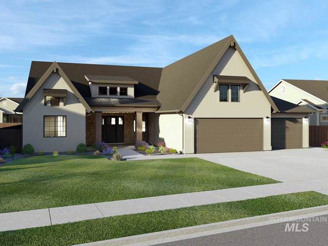 2197 N Fountainhead Way, Eagle, ID 83616 (MLS #98752281) :: Jon Gosche Real Estate, LLC