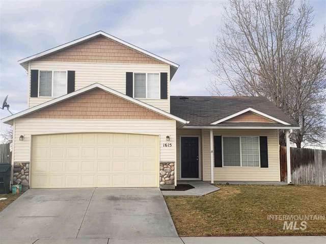 1615 N Deerhorn Ave, Kuna, ID 83634 (MLS #98752292) :: Idahome and Land