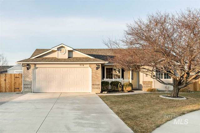 516 Winter Ct, Nampa, ID 83686 (MLS #98752307) :: New View Team