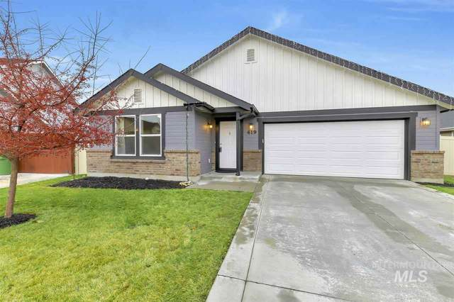 419 E Copper Ridge St, Meridian, ID 83646 (MLS #98752310) :: Jon Gosche Real Estate, LLC