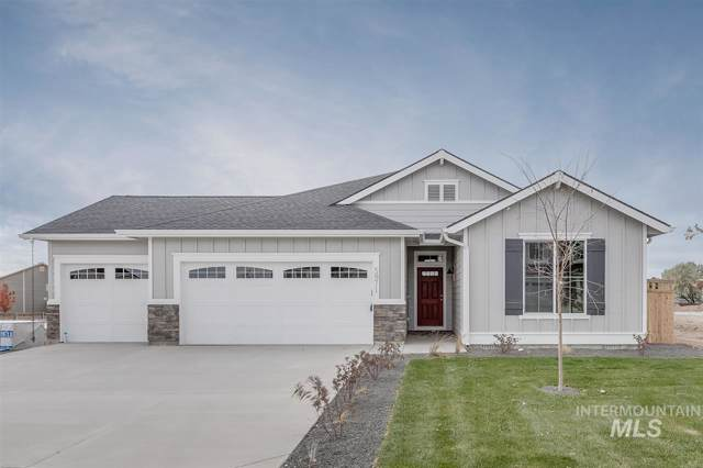 6851 S Birch Creek Ave, Meridian, ID 83642 (MLS #98752330) :: Jon Gosche Real Estate, LLC