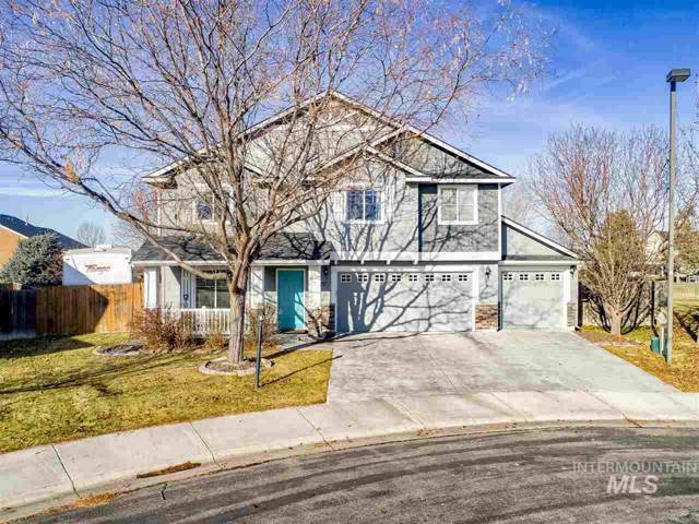 7075 S Colwood Place, Boise, ID 83709 (MLS #98752343) :: Bafundi Real Estate