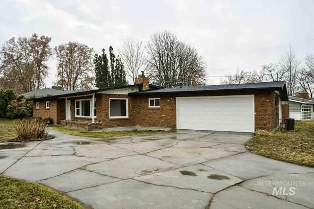 1419 Rim View Dr., Caldwell, ID 83605 (MLS #98752357) :: Full Sail Real Estate