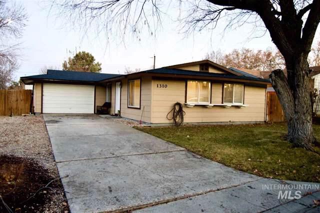1310 N La Cresta, Caldwell, ID 83605 (MLS #98752362) :: Jon Gosche Real Estate, LLC