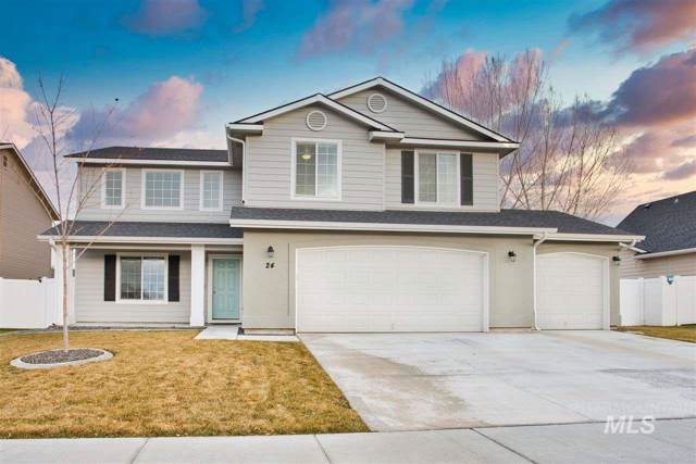 24 S Shumway, Nampa, ID 83651 (MLS #98752364) :: Boise River Realty