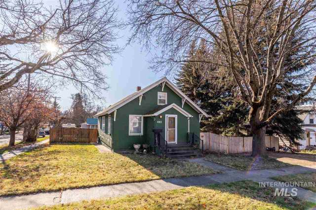 441 Spotswood, Moscow, ID 84843 (MLS #98752371) :: Navigate Real Estate