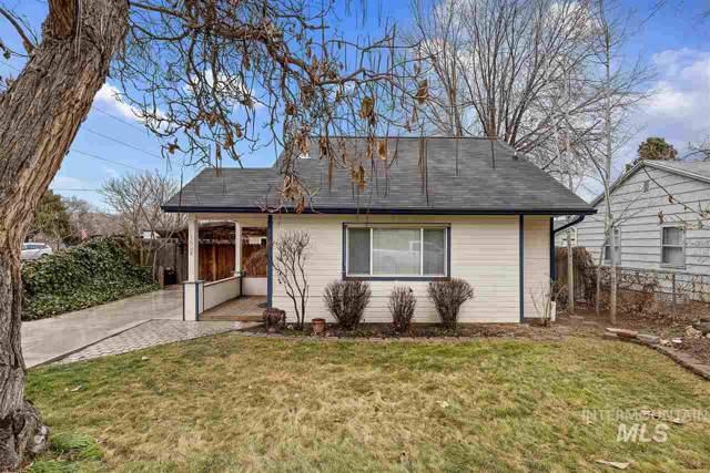 1608 S Shoshone St, Boise, ID 83705 (MLS #98752380) :: Navigate Real Estate