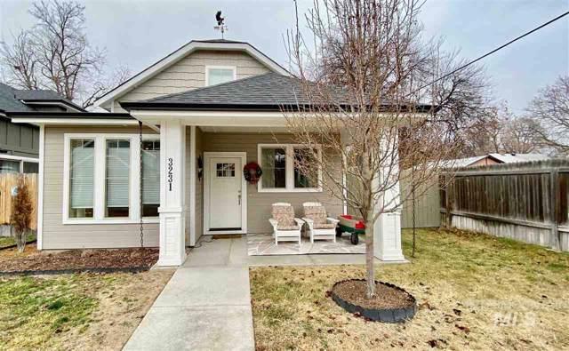 3231 W Targee St, Boise, ID 83705 (MLS #98752383) :: Navigate Real Estate