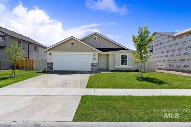 11087 W Faith St, Nampa, ID 83651 (MLS #98752384) :: Jon Gosche Real Estate, LLC