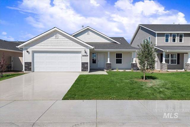11077 W Faith St, Nampa, ID 83651 (MLS #98752389) :: New View Team