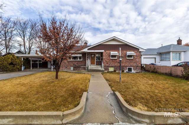1011 Fillmore St., Caldwell, ID 83605 (MLS #98752392) :: Jon Gosche Real Estate, LLC