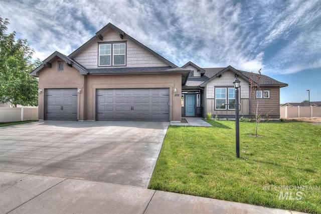 4358 W Spring House Dr, Eagle, ID 83616 (MLS #98752408) :: Givens Group Real Estate