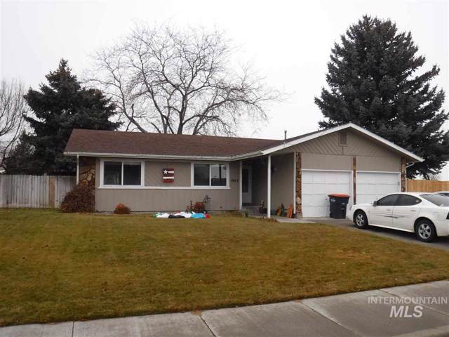 1243 Park View Dr, Twin Falls, ID 83301 (MLS #98752424) :: New View Team