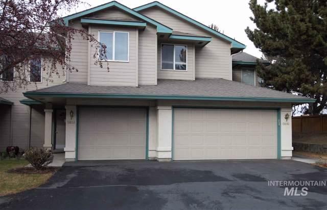 5856 N Cobbler Lane, Boise, ID 83703 (MLS #98752433) :: Givens Group Real Estate
